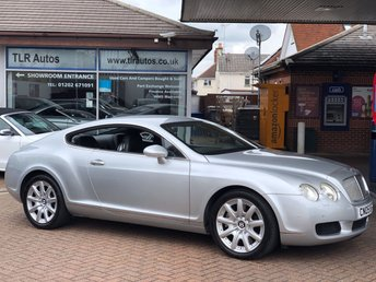 View our BENTLEY CONTINENTAL