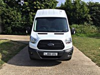 USED 2016 66 FORD TRANSIT 2.2 350 H/R P/V 1d 124 BHP EURO 6, LONG AND HIGH, 125 BHP,