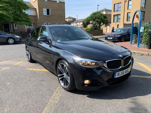 2016 16 BMW 3 SERIES 2.0 320D M SPORT GRAN TURISMO 5d AUTO 188 BHP