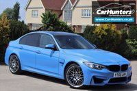 USED 2016 66 BMW M3 3.0 M3 COMPETITION PACKAGE 4d AUTO 444 BHP