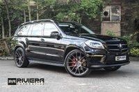 USED 2014 14 MERCEDES-BENZ GL CLASS 5.5 GL63 AMG 5d AUTO 557 BHP
