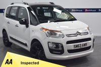 USED 2013 63 CITROEN C3 PICASSO 1.6 PICASSO SELECTION HDI 5d 90 BHP (ONLY 32,000 MILES)