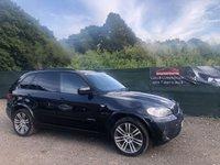 2011 BMW X5 3.0 XDRIVE30D M SPORT 5d AUTO 241 BHP £10995.00