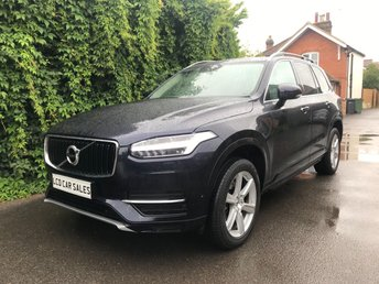 2016 VOLVO XC90 2.0 T8 HYBRID TWIN ENGINE MOMENTUM - FULL SERVICE HISTORY - ULEZ COMPLIANT - PANORAMIC SUNROOF, SATELLITE NAVIGATION, PARK ASSIST PILOT, LANE KEEPING AID, ROAD SIGN INFORMATION, PARK ASSIST PILOT, KEYLESS ENTRY & DRIVE SYSTEM, ELECTRIC MEMORY DRIVER & PASSENGER SEATS, HEATED FRONT & REAR SEATS £34990.00