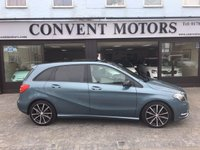 2013 MERCEDES-BENZ B CLASS 1.8 B180 CDI BLUEEFFICIENCY SPORT 5d 109 BHP £9990.00