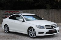 USED 2013 13 MERCEDES-BENZ C CLASS 2.1 C220 CDI BLUEEFFICIENCY AMG SPORT 2d AUTO 170 BHP ** PART EXCHANGE WELCOME** **FINANCE AVAILABLE**