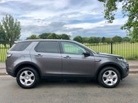 2016 LAND ROVER DISCOVERY SPORT 2.0 TD4 SE TECH 5d 150 BHP £19995.00