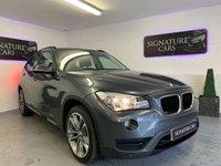 2014 BMW X1 2.0 XDRIVE18D SPORT 5d 141 BHP £10600.00