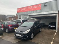 USED 2016 16 FORD B-MAX 1.6 ZETEC 5d AUTO 104 BHP ONLY 3089 MILES FROM NEW, GOOD SPECIFICATION INCLUDING ALLOY WHEELS, HEATED FRONT SCREEN, AIR CONDITIONING, BLUETOOTH, AUX/USB INPUT, STEERING CONTROLS, PARKING SENSORS, ISOFIX SEATS AND 2 MAIN DEALER SERVICES! MEETS ALL LARGE CITY EMISSION STANDARDS.