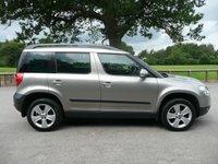2011 SKODA YETI 1.2 SE TSI DSG 5d AUTO 103 BHP £5995.00