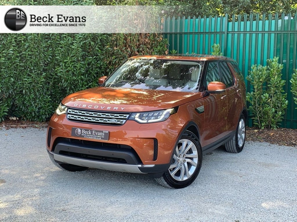 2016 Land Rover Discovery 5