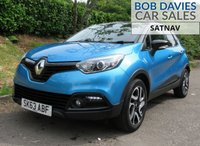USED 2013 63 RENAULT CAPTUR 0.9 DYNAMIQUE S MEDIANAV ENERGY TCE S/S 5d 90 BHP