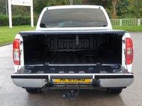USED 2011 11 NISSAN NAVARA 2.5 DCI ACENTA 4X4 DCB 1d 188 BHP