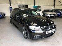 2012 BMW 3 SERIES 2.0 320D SPORT PLUS EDITION TOURING 5d AUTO 181 BHP £8495.00