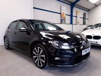 USED 2016 16 VOLKSWAGEN GOLF 1.4 R LINE EDITION TSI ACT BMT 5d 148 BHP