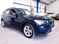 USED 2013 13 BMW X1 2.0 XDRIVE20D SE 5d 181 BHP