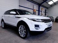USED 2013 13 LAND ROVER RANGE ROVER EVOQUE 2.2 SD4 PURE TECH 5d 190 BHP