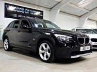 USED 2009 59 BMW X1 2.0 SDRIVE20D SE 5d 174 BHP