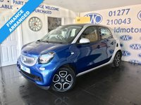 USED 2015 65 SMART FORFOUR 1.0 PRIME 5d 71 BHP