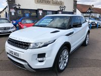 2012 LAND ROVER RANGE ROVER EVOQUE 2.2 SD4 DYNAMIC LUX 3d AUTO 190 BHP £SOLD