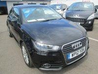 2012 AUDI A1 1.4 TFSI SPORT 3d 122 BHP £7995.00