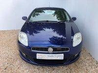 USED 2007 57 FIAT BRAVO 1.4 ACTIVE T-JET 5d 150 BHP