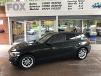 2014 BMW 1 SERIES 2.0 118D SE 5d AUTO 141 BHP £9975.00