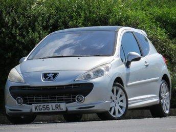 2006 PEUGEOT 207 1.6 GT HDI 3d 108 BHP £1390.00