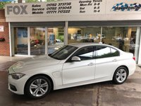 2016 BMW 3 SERIES 2.0 330E SPORT 4d AUTO 181 BHP £12775.00