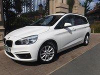 2016 BMW 2 SERIES 2.0 218D SE GRAN TOURER 5d AUTO 148 BHP £15495.00