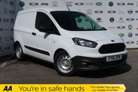 USED 2016 16 FORD TRANSIT COURIER 1.5 BASE TDCI 1d 74 BHP ONE OWNER, FSH, DAB, BLUETOOTH