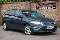 USED 2013 63 FORD MONDEO ZETEC TDCI 140 BUISNESS EDITION