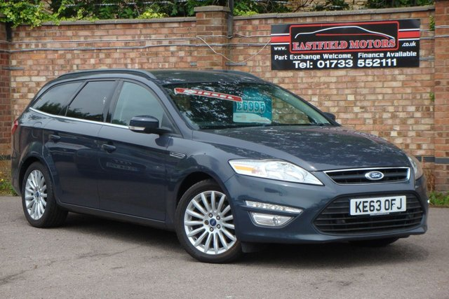 View our FORD MONDEO ZETEC TDCI 140