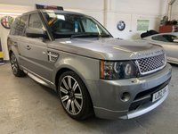 USED 2012 12 LAND ROVER RANGE ROVER SPORT 5.0 V8 AUTOBIOGRAPHY SPORT 5d AUTO 510 BHP