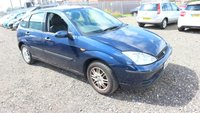 USED 2004 04 FORD FOCUS 1.6 LX 5d 99 BHP *PX CLEARANCE - NOT INSPECTED - NO WARRANTY - NOT AVAILABLE ON FINANCE - NO PX TAKEN*