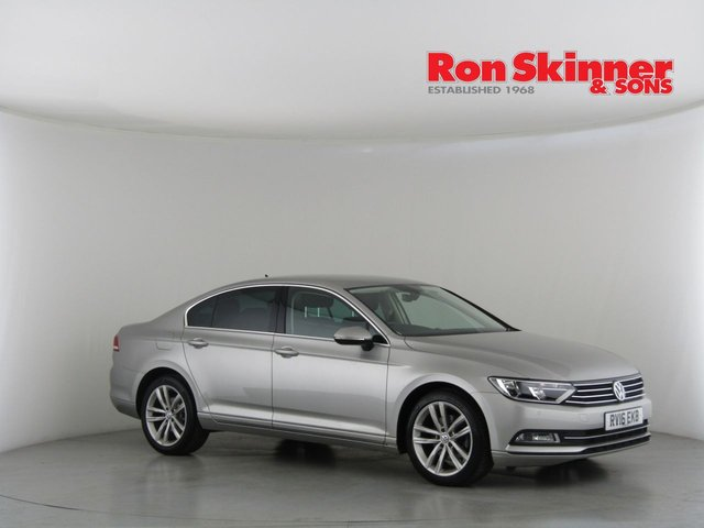 View our 2016 16 VOLKSWAGEN PASSAT 2.0 SE BUSINESS TDI BLUEMOTION TECHNOLOGY 4d 148 BHP