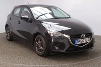 USED 2017 17 MAZDA 2 1.5 RED EDITION 5DR SAT NAV 1 OWNER 89 BHP FULL SERVICE HISTORY + £20 12 MONTHS ROAD TAX + SATELLITE NAVIGATION + BLUETOOTH + CRUISE CONTROL + MULTI FUNCTION WHEEL + AIR CONDITIONING + DAB RADIO + ELECTRIC WINDOWS + RADIO/CD/AUX/USB + ELECTRIC MIRRORS + 15 INCH ALLOY WHEELS