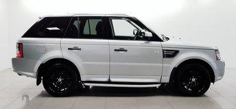 2009 LAND ROVER RANGE ROVER SPORT 3.0 TDV6 HSE 5d AUTO 245 BHP £13950.00