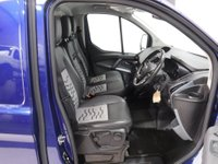 USED 2016 16 FORD TRANSIT CUSTOM 290 LIMITED LR P/V 22 TDCI 155 290 SWB SPORT L/R Panel Van ONE OWNER FULL SERVICE HISTORY