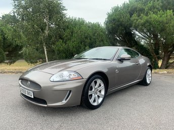2010 JAGUAR XK 5.0 XK 2d AUTO 385 BHP £13950.00