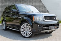 """USED 2011 60 LAND ROVER RANGE ROVER SPORT 3.0 TDV6 HSE 5d AUTO 245 BHP CAMBELT REPLACED/TV/22"""" ALLOYS"""