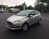 USED 2015 15 FORD FIESTA 1.0 ZETEC ECOBOOST (100PS) THIS VEHICLE IS AT SITE 1 - TO VIEW CALL US ON 01903 892224