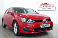 USED 2015 64 VOLKSWAGEN GOLF 1.4 MATCH TSI BLUEMOTION TECHNOLOGY 5d 120 BHP A stunning example of this one owner Match version which comes with superb levels of equipment as standard including parking sensors , digital screen and much much more. This car is a real credit to its former keeper. A stunning example of this one owner Match version which comes with superb levels of equipment as standard including parking sensors , digital screen and much much more- This car is a real credit to its former keeper- , 3 months warranty with 12 month optional available, Black Clot