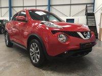 2015 NISSAN JUKE 1.6 TEKNA DIG-T XTRONIC 5d AUTO 190 BHP £8995.00