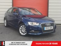 USED 2015 15 AUDI A3 1.6 TDI SE 3d 109 BHP 4 Spoke Leather Mulit Function Steering Wheel!