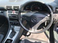 USED 2003 53 MERCEDES-BENZ C CLASS 1.8 C200 KOMPRESSOR SE 3d AUTO 163 BHP