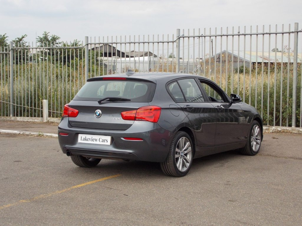 USED 2017 17 BMW 1 SERIES 1.5 118I SPORT 5d 134 BHP