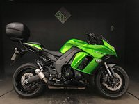 2013 KAWASAKI Z1000SX LEF. ABS. KTRC. LATER MODEL. 10K. FSH. CANS + STDS GEL SEAT £5790.00