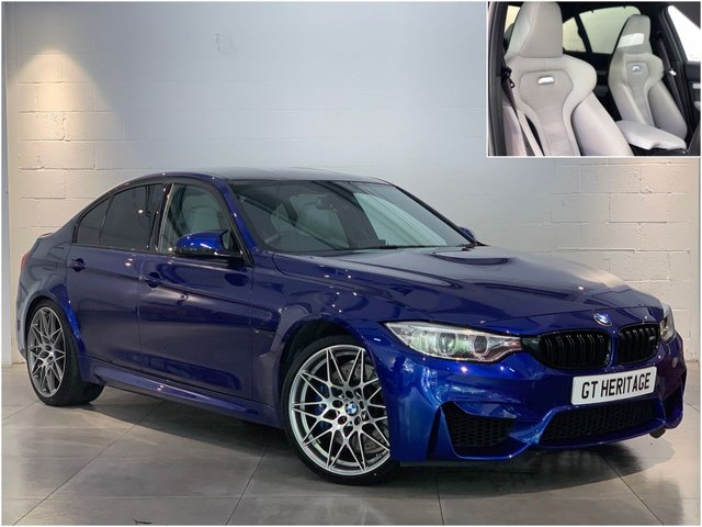 2017 17 BMW M3 M3 COMPETITION PACKAGE [444 BHP]