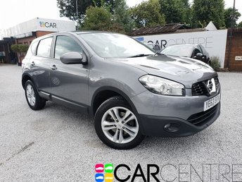 View our 2013 63 NISSAN QASHQAI 1.5 ACENTA DCI 5d 110 BHP
